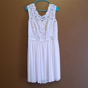 David's Brial Short Dress